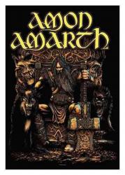 Posterfahne Amon Amarth Thor | 1027