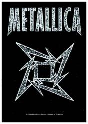 Posterfahne Metallica | 131
