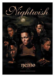 Posterfahne Nightwish Nemo | 236