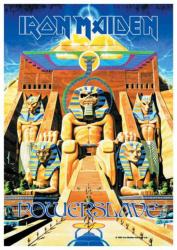 Posterfahne Iron Maiden | 273