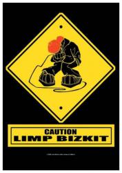 Posterfahne Limp Bizkit | 280