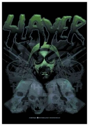 Posterfahne Slayer | 296