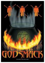 Posterfahne Godsmack | 362
