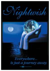 Posterfahne Nightwish | 421