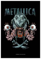 Posterfahne Metallica | 509