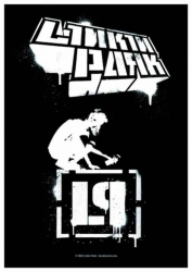 Posterfahne Linkin Park | 551
