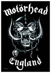 Posterfahne Motörhead | 553