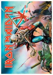 Posterfahne Iron Maiden | 663