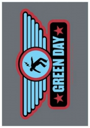 Posterfahne Green Day | 743