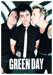 Poster Flag Green Day | 763