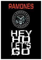 Posterfahne Ramones | 774