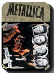 Aufkleber Metallica | 0044