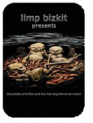 Aufkleber Limp Bizkit Chocolate | 0188