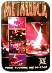 Aufkleber Metallica | 6226