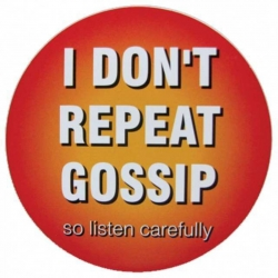 Aufkleber Gossip | 6292