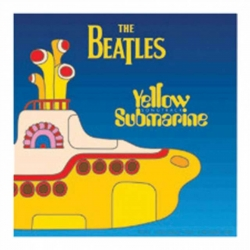 Aufkleber Beatles Yellow Submarine | 6479