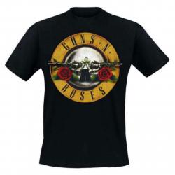 Guns'n'Roses - Distressed Bullet - Shirt