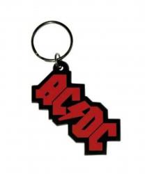 Schlüsselanhänger AC/DC Logo