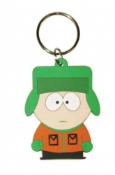 Rubber Keyring South Park Kenny