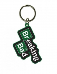 Schlüsselanhänger Breaking Bad Logo