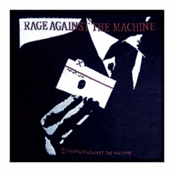 Rage Against The M Aufnäher | R047