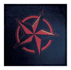 Stern Aufnäher | R064