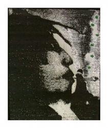 Bob Marley Aufnäher | R123