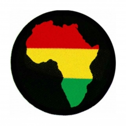 Africa Aufnäher   R124
