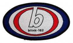Blink 182 Aufnäher | R355