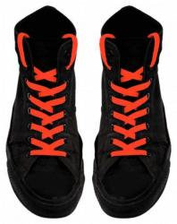 Schnürsenkel Neon Orange