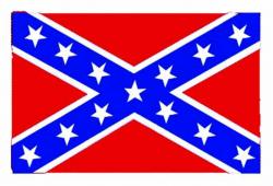Flag Confederate Flag Aufnäher | 0017