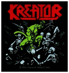 Kreator Pleasure To Kill Aufnäher | 0334