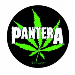 Pantera Leaf Aufnäher | 1014