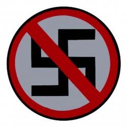 Anti Nazi Aufnäher | 1024