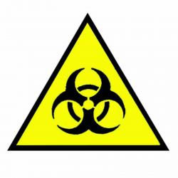Biohazard Aufnäher | 1273