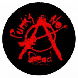 Punks Not Dead Aufnäher | 1350
