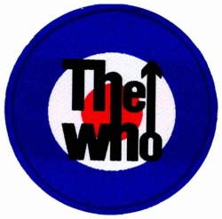 The Who Target Aufnäher | 1608