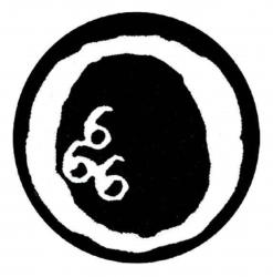 666 Aufnäher | 1654