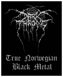 Darkthrone True Norweigan Black Aufnäher | 1714