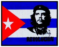 Che Guevara Revolution Aufnäher | 1738