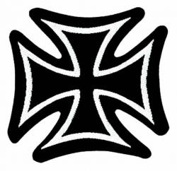 Iron Cross Aufnäher | 1779