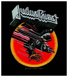 Judas Priest Screaming For Veng Patch | 1870