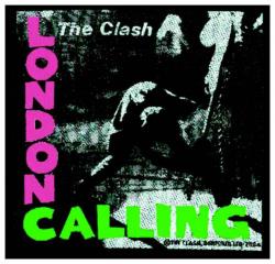 The Clash London Calling Aufnäher | 1872