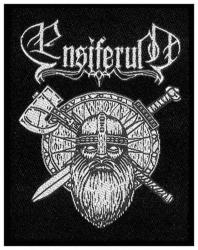 Ensiferum Sword & Axe Aufnäher | 2228