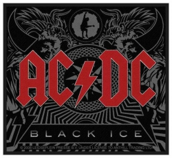 AC/DC Black Ice Patch | 2302