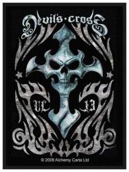 Alchemy UL13 Devils Cross Aufnäher   2328