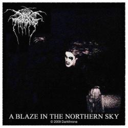 Darkthrone A Blaze In The North Aufnäher | 2364