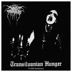 Darkthrone Transilvanian Hunger Aufnäher | 2365