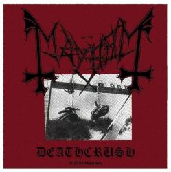 Mayhem Deathcrush Aufnäher | 2366