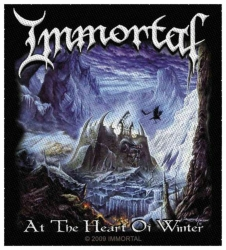 Immortal At The Heart Of Winter Aufnäher | 2368